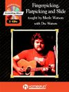 Fingerpicking, Flatpicking and Slide: Guitar Styles of Merle Watson Cover Image