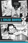 J. Edgar Hoover: A Graphic Biography Cover Image