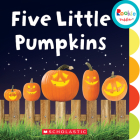 Five Little Pumpkins (Rookie Toddler) Cover Image