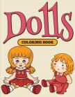 Dolls: Coloring Book Cover Image