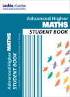Student Book – CfE Advanced Higher Maths Student Book Cover Image