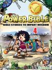 David, Israel's Great King (Power Bible: Bible Stories to Impart Wisdom #4) Cover Image
