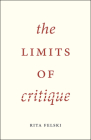 The Limits of Critique Cover Image