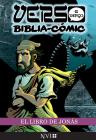 El Libro de Jonás: Verso a Verso Cómic Bíblico: Traducción NVI Cover Image