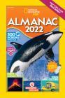 National Geographic Kids Almanac 2022, U.S. Edition (Library edition) Cover Image
