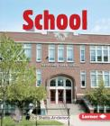 School (First Step Nonfiction -- Community Buildings) Cover Image
