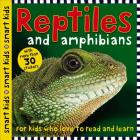 Smart Kids Reptiles and Amphibians: with more than 30 stickers Cover Image