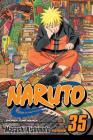 Naruto, Vol. 35 Cover Image