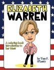 Elizabeth Warren: A coloring book introduction to her ideas Cover Image
