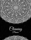 Cleaning Planner: Black Beauty Art Book, 2019 Weekly Cleaning Checklist, Household Chores List, Cleaning Routine Weekly Cleaning Checkli Cover Image
