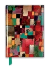 Paul Klee: Redgreen and Violet-Yellow Rhythms (Foiled Journal) (Flame Tree Notebooks) Cover Image