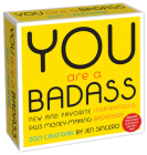 You Are a Badass 2021 Day-to-Day Calendar Cover Image