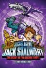 Secret Agent Jack Stalwart: Book 5: The Secret of the Sacred Temple: Cambodia Cover Image