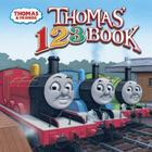 Thomas' 123 Book (Thomas & Friends) (Pictureback(R)) Cover Image