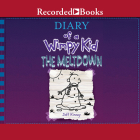 The Meltdown (Diary of a Wimpy Kid #13) Cover Image