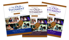 Old Testament Made Easier - Come Follow Me Journal Edition Cover Image
