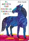 El artista que pintó un caballo azul Cover Image