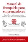 Manual de Franquicia Para Emprendedores Cover Image