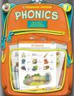 Phonics, Grade 1 (Brighter Child: Homework Helpers #1) Cover Image