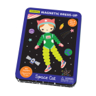 Space Cat Magnetic Tin Cover Image