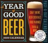 Year of Good Beer Page-A-Day Calendar 2020 Cover Image