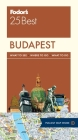 Fodor's Budapest 25 Best (Full-Color Travel Guide #3) Cover Image