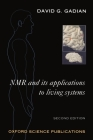 NMR and Its Applications to Living Systems (Oxford Science Publications) Cover Image
