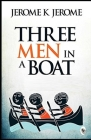 Three Men in a Boat Illustrated Cover Image