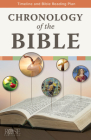 Chronology of the Bible Pamphlet Cover Image