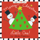 Merry Christmas, Little One! (Padded Cloth Covers with Lift-the-Flaps) Cover Image
