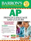 Barron's AP French Language and Culture with MP3 CD Cover Image