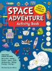 Space Adventure Activity Book Cover Image