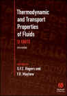 Thermodynamic and Transport Properties of Fluids Cover Image