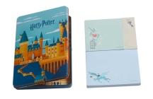 Harry Potter: Exploring Hogwarts™ Sticky Note Tin Set (Set of 3) Cover Image