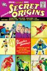 DC Universe: Secret Origins Cover Image