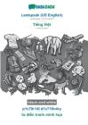BABADADA black-and-white, Leetspeak (US English) - Tiếng Việt, p1c70r14l d1c710n4ry - từ điển tranh minh họa: Leets Cover Image