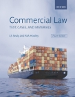 Commercial Law: Text, Cases, and Materials Cover Image