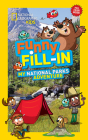 National Geographic Kids Funny Fill-In: My National Parks Adventure (NG Kids Funny Fill In) Cover Image