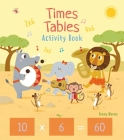 Times Tables Activity Book Cover Image