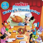 Disney: Mickey's Thanksgiving (Scratch and Sniff) Cover Image