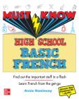 Must Know High School Basic French Cover Image