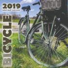 Bicycle 2019 Mini Wall Calendar Cover Image