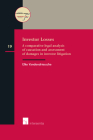 Investor Losses: A Comparative Legal Analysis of Causation and Assessment of Damages in Investor Litigation Cover Image