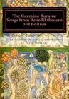 The Carmina Burana: Songs from Benediktbeuern, 3rd Edition Cover Image