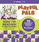 Now I'm Reading! Level 1: Playful Pals (NIR! Leveled Readers) Cover Image