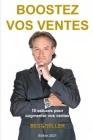 Boostez Vos Ventes: Karim Maximilien Charles, fondateur de la célébre méthode B-UNI-K, recommandée par de nombreux entrepreneurs. (c)2021 Cover Image