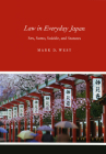 Law in Everyday Japan: Sex, Sumo, Suicide, and Statutes Cover Image