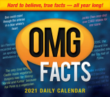2021 Omg Facts Boxed Daily Calendar Cover Image