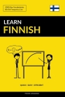 Learn Finnish - Quick / Easy / Efficient: 2000 Key Vocabularies Cover Image