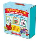 "Folk & Fairy Tale Easy Readers (Parent Pack): 15 Classic Stories That Are ""Just Right"" for Young Readers Cover Image"